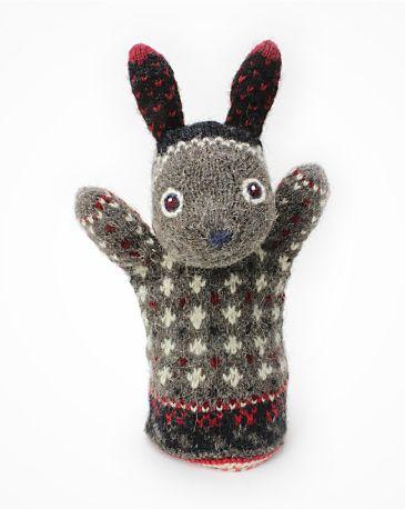 パペット材料 30 ウサギ / ておりやオンラインショップ 手織り機・手編み糸・毛糸の専門通販サイト