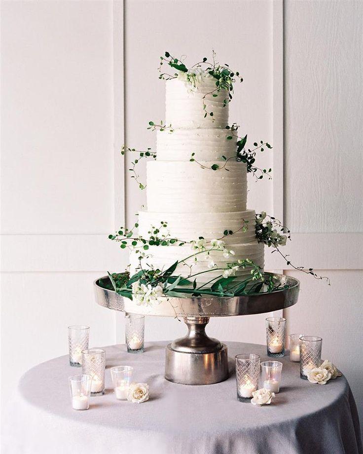 Simple Wedding Cakes: Best 25+ Wedding Cake Simple Ideas On Pinterest