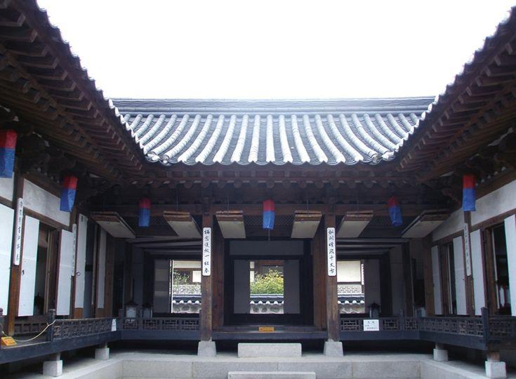 #Hanok, the Korean Traditional House