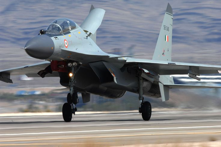 Can the Sukhoi Su-30 have the edge over U.S. fighters in aerial combat?