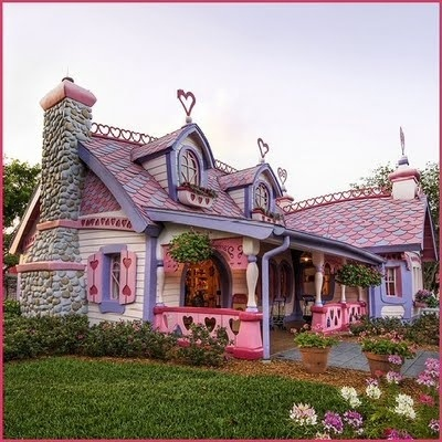 Little girls dream cottage playhouse. cool-stuff-for-kids