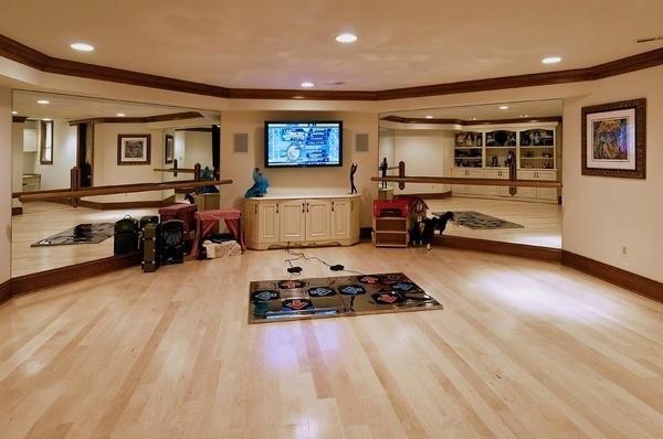 Dance Studio Design Ideas Home Art Dma Homes: Dreaming Of A Home Dance Studio