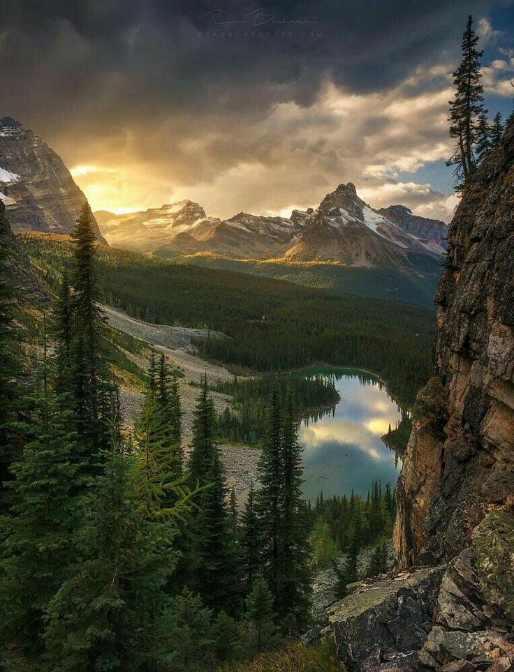Mother Nature rocks.