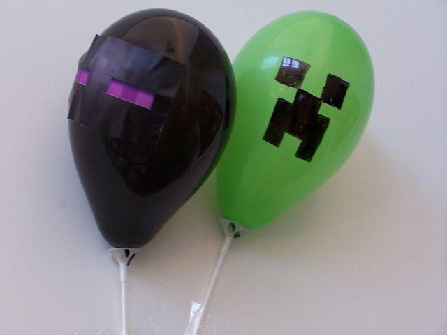 "Photo 1 of 71: Minecraft Birthday Party / Birthday ""Minecraft Party""   Catch My Party"