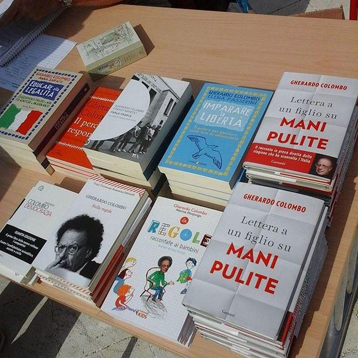GIOVEDÌ 17 SETTEMBRE 2015 Palaprovincia Largo San Giorgio Lettera a un figlio su Mani Pulite Incontro con Gherardo Colombo *** www.libriamotutti.it/ ** #pnlegge2015