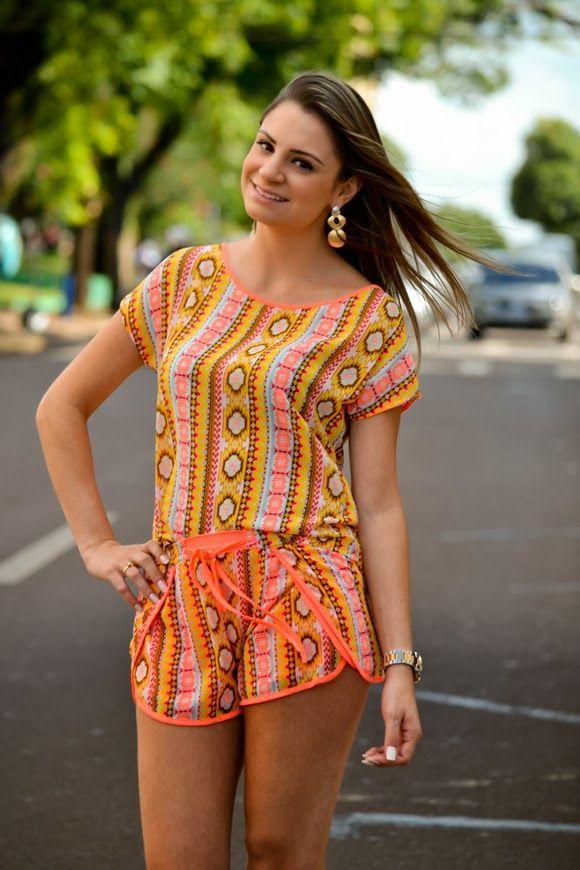 Girls, nossa leitora da semana é a Naty Nazari,  empresária, estudante de administração e  blogueira de Cascavel - Paraná.     Achei os loo...
