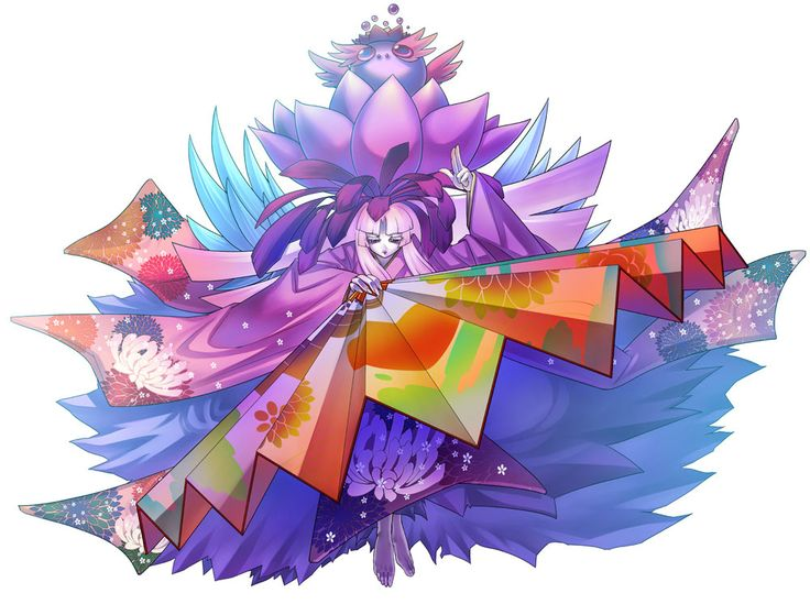 Kayatsuhime (Flower) - Arcana Heart 3