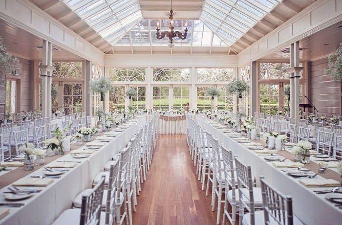 In the Conservatory - elegance and classic charm. www.gabbinbar.com.au