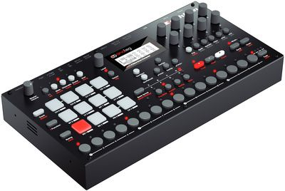 how to see firmare version on elektron rytm