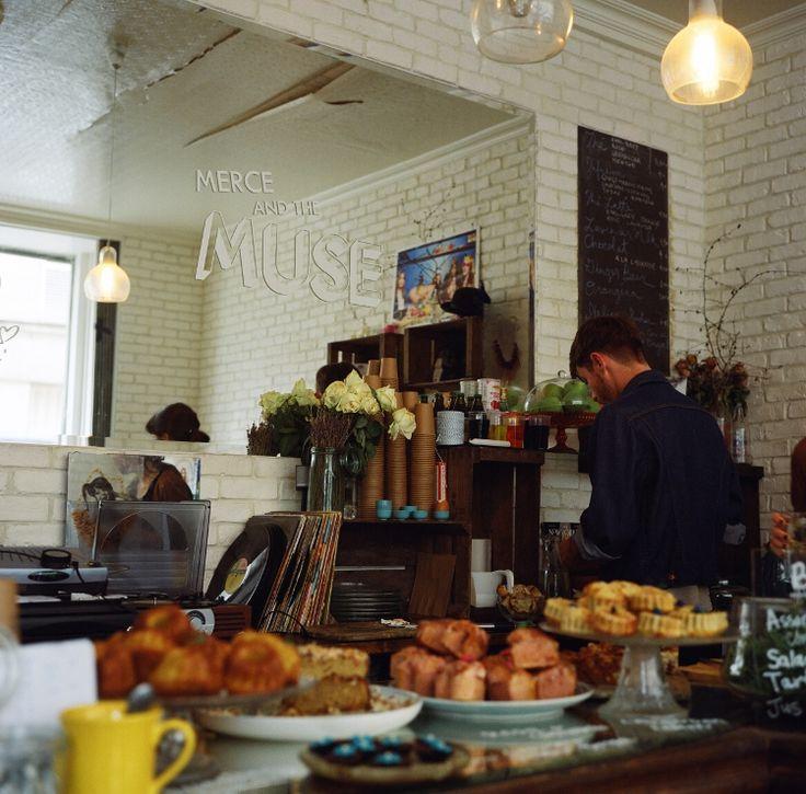 Berlin – Café Datcha in Friedrichshain