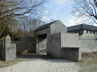 DOM HANS VAN DER LAAN woning architect Dejong