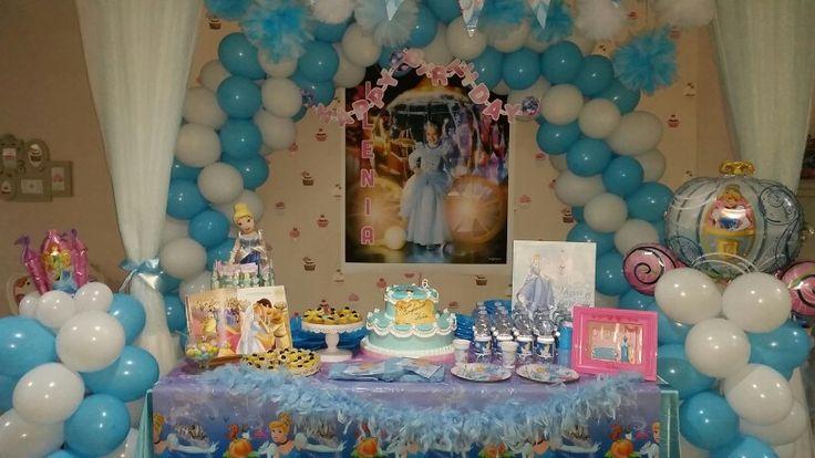 Cinderella's party