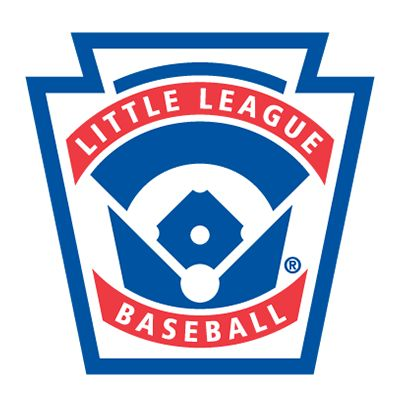 Little League Baseball Patch