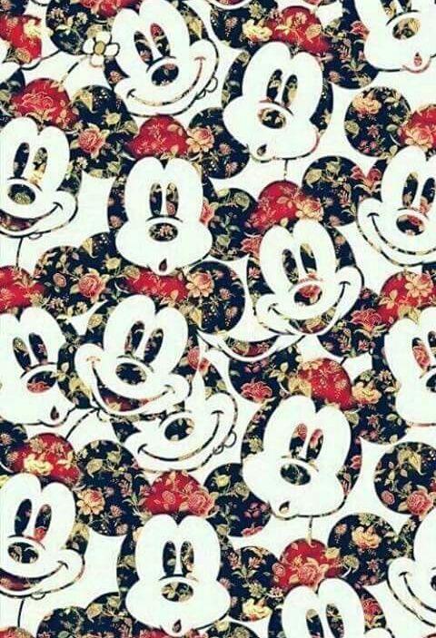 Imagem de wallpaper, disney, and mickey mouse                                                                                                                                                                                 Mais