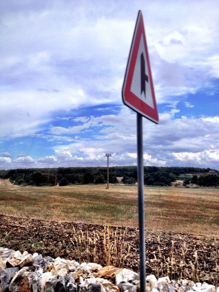 Concetto spaziale, Parco della Murgia south taly