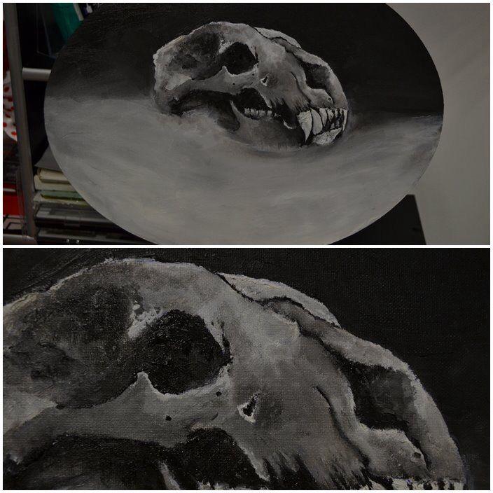 Animal skull!:x
