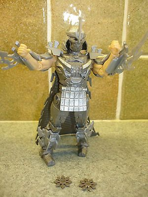 Teenage mutant #ninja turtles #villain #shredder with grey cloak,  View more on the LINK: http://www.zeppy.io/product/gb/2/122092926041/