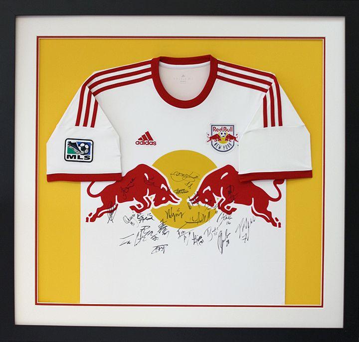32 best Framed Soccer Jerseys images on Pinterest | Art frames ...
