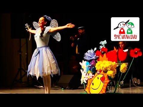 Dobré ráno milé kvietky - Spievankovo, koncert - YouTube
