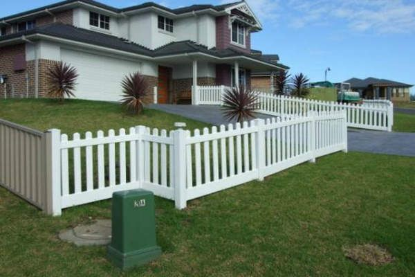 Cost of Vinyl Fencing,Cheap Cost Vinyl Fence,Decking,Railing ...