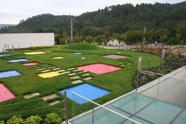 Jardim da cobertura