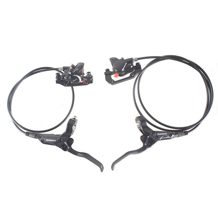 2016 NEW SHIMANO BR BL M315 Hydraulic Disc Brake MTB Mountain Bike Calipers Left & Right Lever