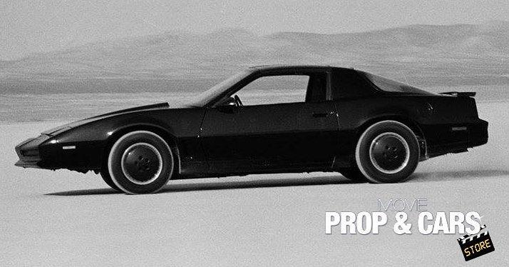 Knight Rider Kitt Behindthescenes Anni80 Pontiac Supercar Transam 1982 Firebird Black Desert Nbc Davidhasselhoff In 2020 Knight Rider Rider Super Cars