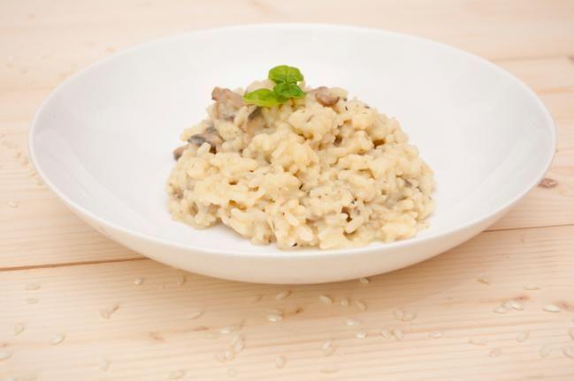 Espectacular risotto a la parmesana - IMujer
