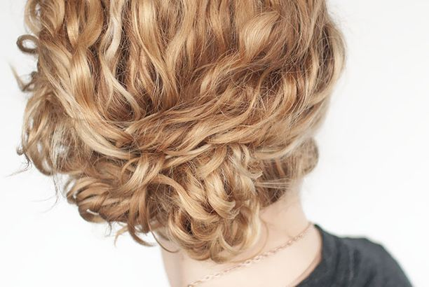 haircuts curly 1000 ideas about updo hairstyles tutorials on 2331