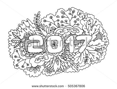 2017 Doodle year
