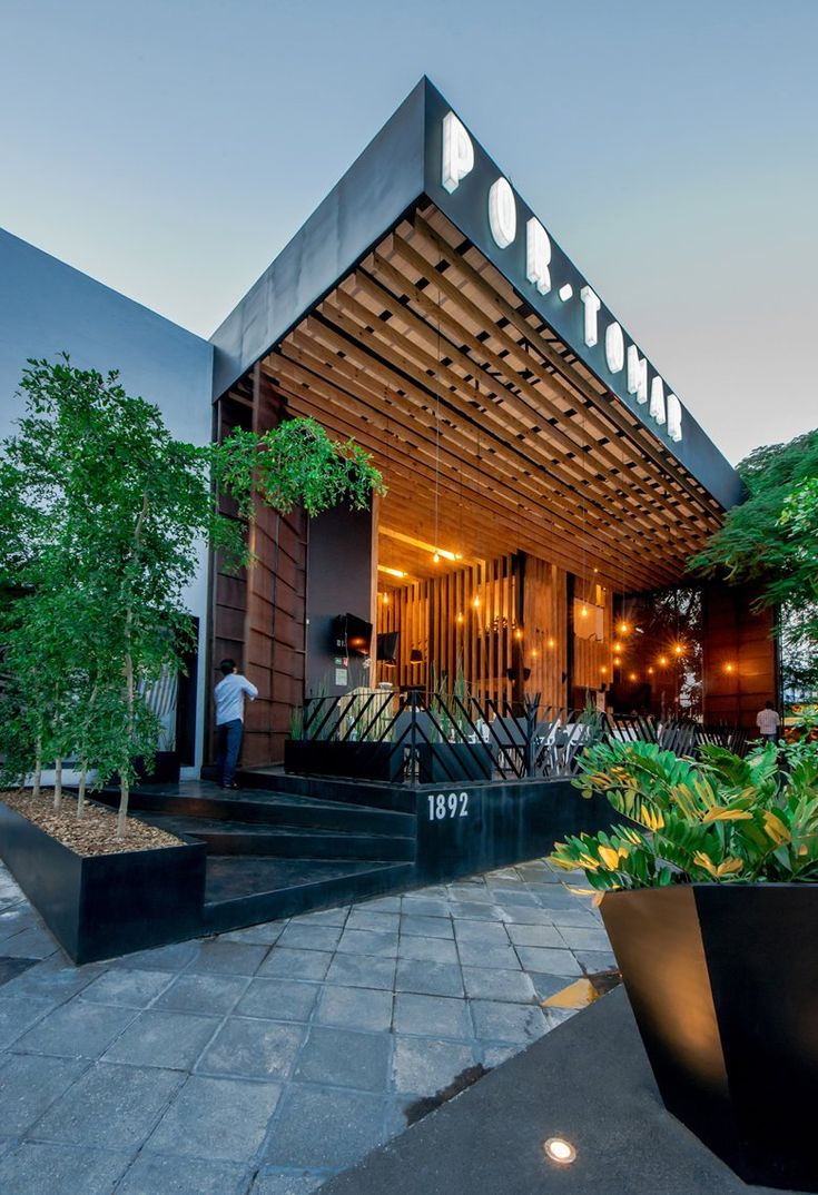 Architecture Exterior: Best 25+ Restaurant Exterior Ideas On Pinterest