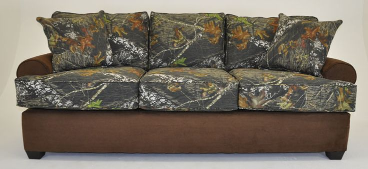Camo Camo Furniture And Couch On Pinterest