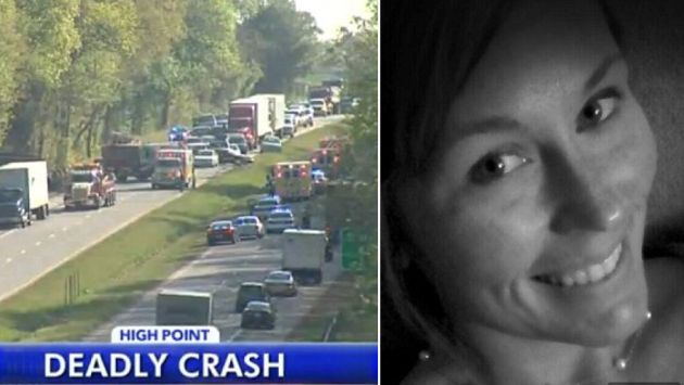 """OOPS: Woman Killed Seconds After Posting """"I Love Pharrell's Song, Happy"""" to FB While Driving 