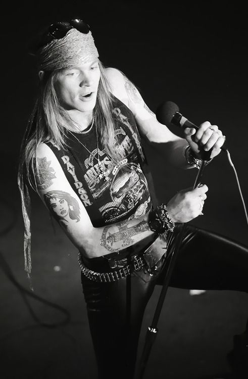 """""We take it for granted we know the whole story. We judge a book by its cover and read what we want between selected lines.""        -Axl Rose"