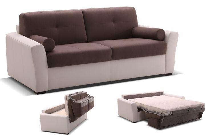 Bed sofa Mod. Kiara / Divano letto Mod. Kiara