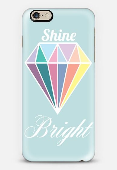 Shine Bright iPhone 6 case by Katopia Design | Casetify