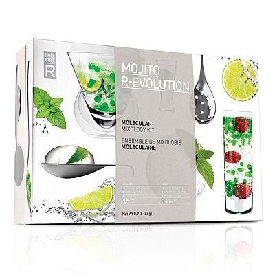 Look what I found at UncommonGoods: molecular mixology kit - mojito set... for $30 #uncommongoods