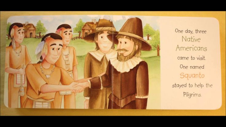 The Story of Thanksgiving - Read Aloud