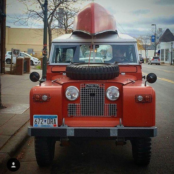 419 Best Land Rover Images On Pinterest: 55 Best Landrovers And Canoes Images On Pinterest