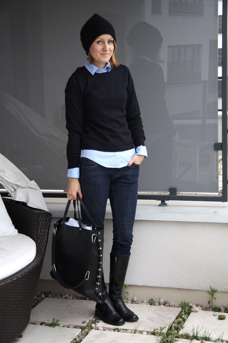 slow fashion capsule wardrobe szafa minimalistki fashion bloger minimalizm