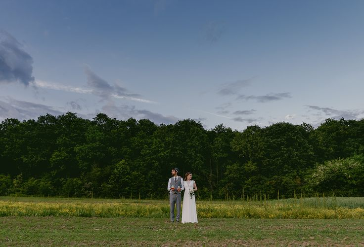 Spent the day with one of the most amazing & boho couple I had the chance to met and photograph in my life.