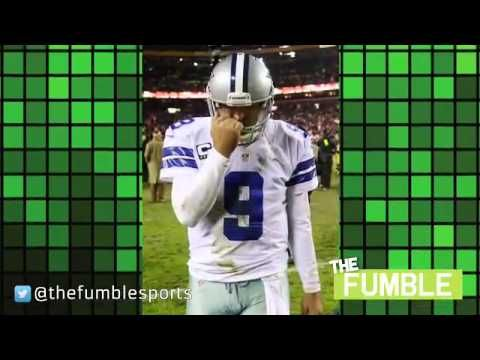 Is Tony Romo's Weight a Cause for Concern? - YouTube
