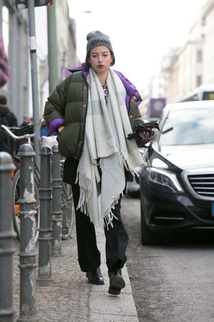 全身「黒」から脱却 カラフルなアウター目立つ2017-18年秋冬ベルリン・ファッション・ウイーク│WWD JAPAN