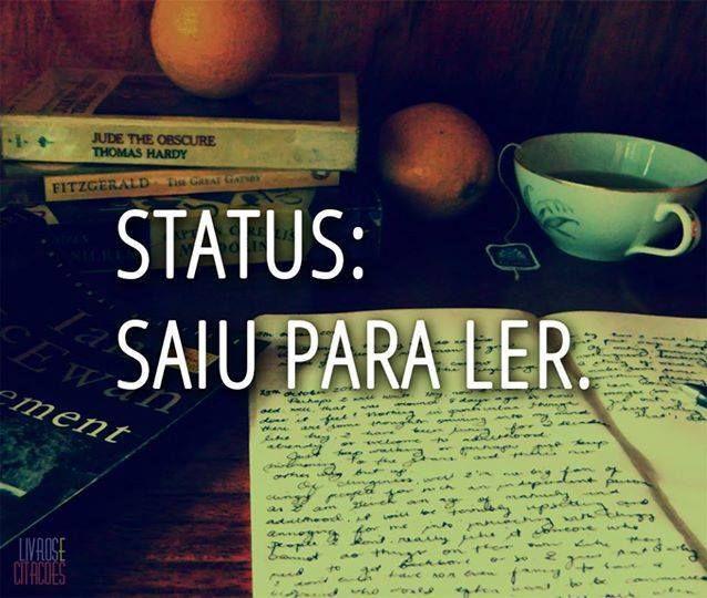 Leitura  Livros