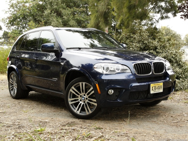 View images and photos in CNET's Top-rated reviews of the week (pictures) - 2012 BMW X5 xDrive35i  The 2012 BMW X5 xDrive35i emphasizes onroad handling in the most high-tech SUV available, although it hasn't conquered the curse of mediocre SUV fuel economy. Read the review.