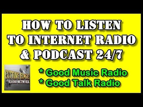How To Listen To Internet Radio & Podcast Using Podcast Addict On Your C...
