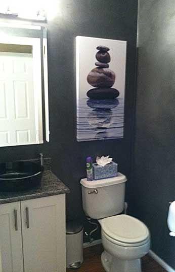 Bathroom Zen Art 32 best zen images on pinterest | bathroom ideas, zen bathroom and