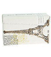 Margot Elena Tokyo Milk's Tour Eiffel Minuette Soap Set by Margot Elena. $13.90. These tinctures are crafted with sophistication. A fabulous range of notes from herbs and botanicals to deep woods and unexpected sweetness. The graphics on each fragrance dazzle and delight as much as the fragrance itself. Delicately perfumed triple-milled soap, each beautifully presented in a hand-glittered wrapper with classic image.