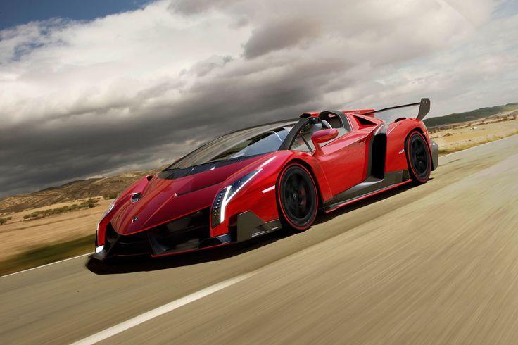 Per celebrare i suoi 50 anni, #Lamborghini realizza una vettura da 3,3 milioni euro: la #Veneno #Roadster. Sì, avete capito bene, 3,3 milioni di #euro, e senza contare le tasse; in realtà anche ipotizzando di avere i soldi per acquistarla sarà praticamente impossibile posederla, di questa edizione speciale saranno infatti realizzati solo 3 esemplari. La Roadster è la versione... Leggi l'articolo intero https://www.facebook.com/photo.php?fbid=581009428615660