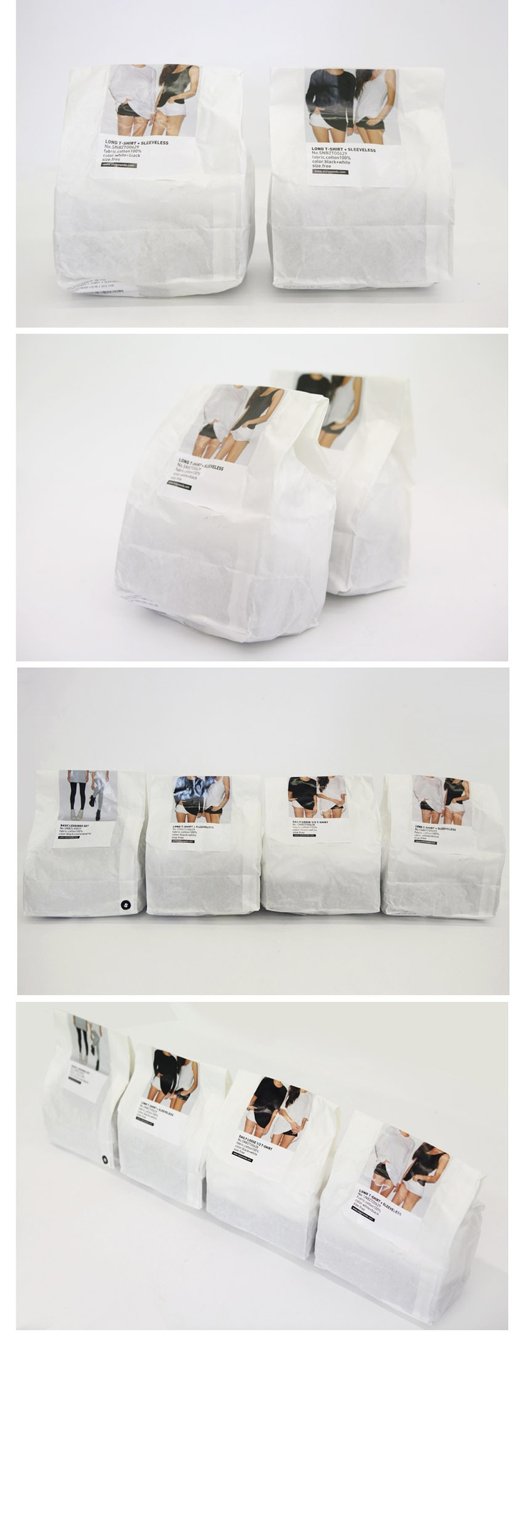 하루도 잊을수없어요!! 당신의 스타일난다!! ^^ Interesting #underwear #packaging. If you want to customize a good-looking t-shirt packaging, visit www.unifiedmanufacturing.com.
